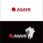 asahidenki_logo