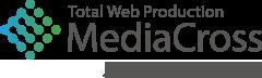 福岡ホームページ制作メディアクロスのロゴ