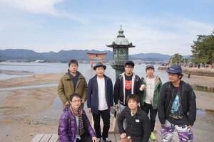 【1日目】社員旅行で一泊二日広島に行ってきました!