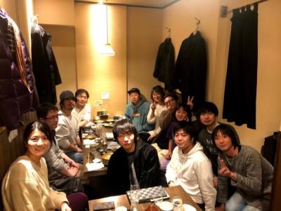 福岡・博多の和食居酒屋「おちょこ」さんで2019年の納会を行いました!